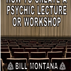 Create a Psychic Lecture